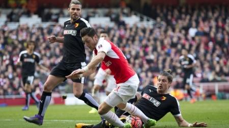 Soi kèo:  Arsenal vs Watford – Ngoại hạng Anh- 02h45 ngày 01/02