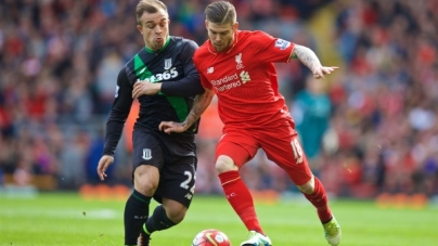 Soi kèo: Liverpool vs Stoke City – Ngoại hạng Anh- 00h15 ngày 28/12