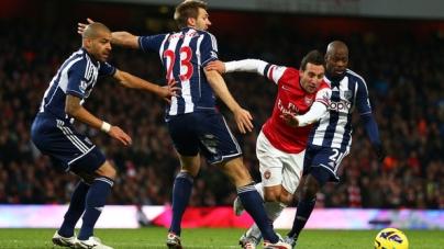 Soi kèo:  Arsenal vs West Browich – Ngoại hạng Anh- 22h00 ngày 26/12