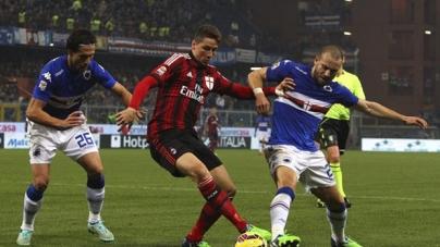 Soi kèo: AC Milan vs Sampdoria – VĐQG Italia- 18h30 ngày 05/02
