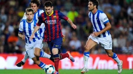 Soi kèo: Barcelona vs Real Sociedad – Cup Nhà Vua Tây Ban Nha- 03h15 ngày 27/01