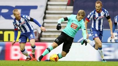 Soi kèo:  Derby County vs Wigan Athletic- Hạng nhất Anh- 22h00 ngày 31/12