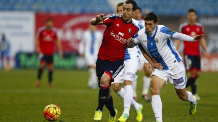 Soi kèo: Leganes vs Osasuna vô địch quốc gia Tây Ban Nha