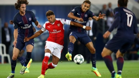 Soi kèo: Arsenal vs Paris Sait Germain-UEFA Champions League-02h45 ngày 24/11