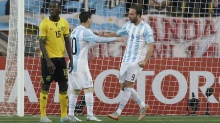 Soi kèo: Argentina và Colombia vòng loại World Cup -06h30 ngày 16/11