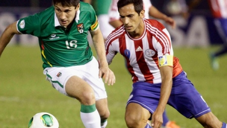 Soi kèo:  Bolivia và Paraguay  vòng loại World Cup- 03h00 ngày 16/11