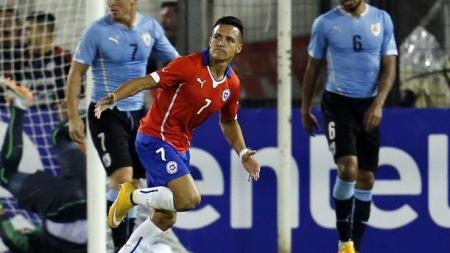 Soi Kèo: Chile và Uruguay vòng loại World Cup-06h30 ngày 16/11