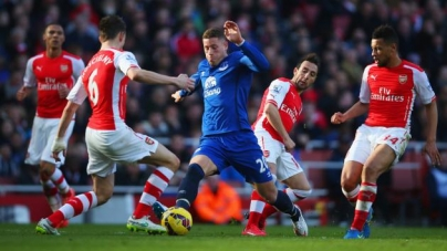 Soi kèo: Everton vs Arsenal -Ngoại hạng Anh -02h45 ngày 14/12