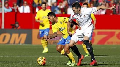 Soi kèo: Las Palmas vs Sevilla – VĐQG Tây Ban Nha– 00h30 ngày 13/02