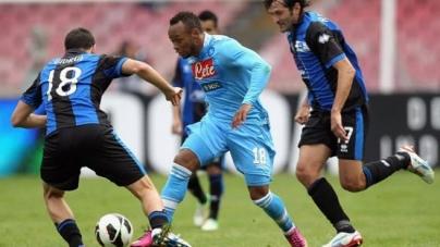 Soi kèo: Napoli vs Atalanta – VĐQG Italia -00h00 ngày 26/02
