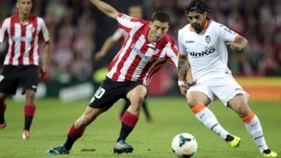 Soi kèo: Valencia vs Athletic Bilbao – VĐQG Tây Ban Nha- 22h15 ngày 19/02