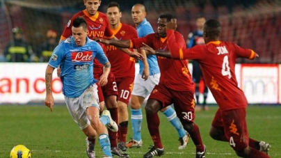 Soi kèo: AS Roma vs Napoli – VĐQG Italia- 21h00 ngày 04/03