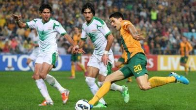 Soi kèo: Iraq vs Australia – Vòng loại World Cup -20h00 ngày 23/03