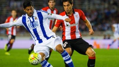 Soi kèo: Real Sociedad vs Athletic Bilbao – VĐQG Tây Ban Nha- 18h00 ngày 12/03