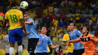 Soi kèo: Uruguay vs Brazil – Vòng Loại World Cup – 06h00 ngày  24/03