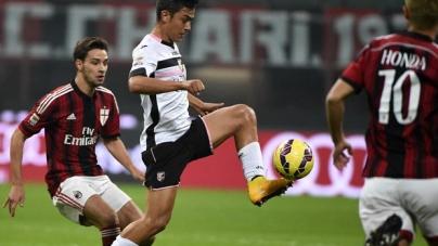 Soi kèo: AC Milan vs Palermo – VĐQG Italia – 20h00 ngày 09/04