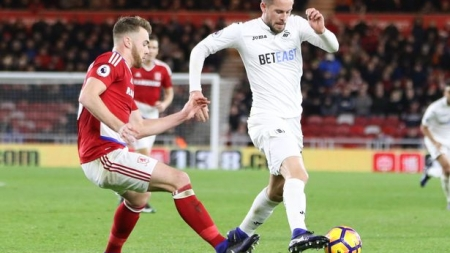 Soi kèo: Swansea City vs Middlesbrough – Ngoại Hạng Anh -19h30 ngày 02/04