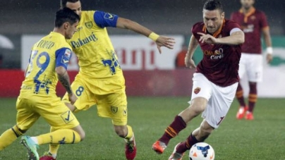 Soi kèo: Chievo vs AS Roma – VĐQG Italia -23h00 ngày 20/05
