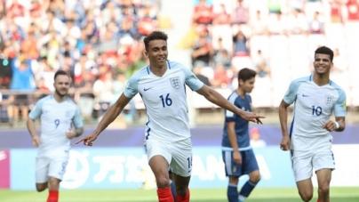 Soi kèo: Anh U20 vs Mexco U20 – FIFA U20 World Cup 2017 -18h00 ngày 05/06
