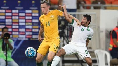 Soi kèo: Australia vs Saudi Arabia -Vòng Loại World Cup – 17h00 ngày 08/06