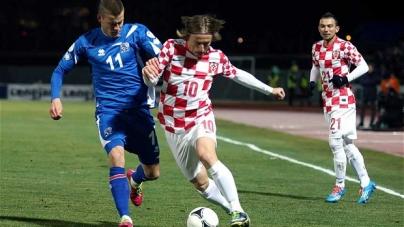 Soi kèo: Iceland vs Croatia – Vòng Loại World Cup -01h45 ngày 12/06