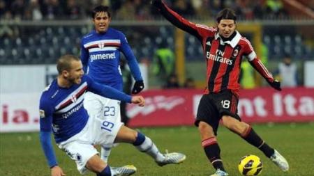 Soi kèo Sampdoria vs AC Milan, 17h30 ngày 24/09 VĐQG Italia