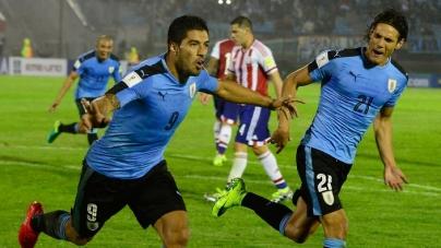 Soi kèo Paraguay vs Uruguay, 07h00 ngày 06/09. Vòng loại World Cup khu vực Nam Mỹ
