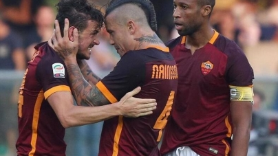 Soi kèo AS Roma vs Napoli, 01h45 ngày 15/10, VĐQG Italia
