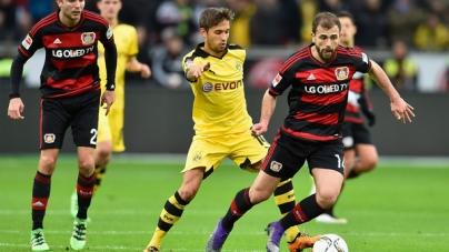 Soi kèo Bayer Leverkusen vs Borussia Dortmund, 21h30 ngày 02/12, VĐQG Đức