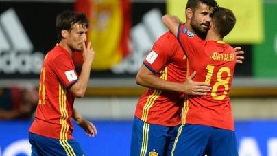 Soi kèo Nga vs Tây Ban Nha, 01h45 ngày 15/11, Giao hữu quốc tế