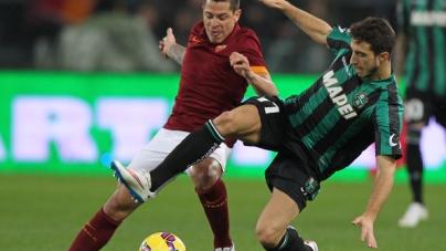 Soi kèo AS Roma vs US Sassuolo Calcio, 21h00 ngày 30/12, VĐQG Italia
