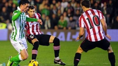 Soi kèo Real Betis vs Athletic Bilbao, 01h30 ngày 23/12, VĐQG Tây Ban Nha
