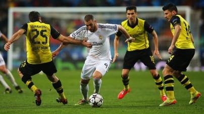 Soi kèo Real Madrid vs Borussia Dortmund, 02h45 ngày 07/12, UEFA Champions League
