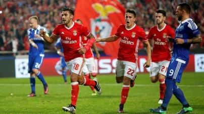 Soi kèo SL Benfica vs Basel, 01h45 ngày 06/12,UEFA Champions League