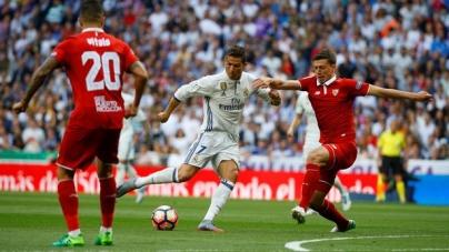 Soi kèo Real Madrid vs Sevilla, 22h15 ngày 09/12, VĐQG Tây Ban Nha