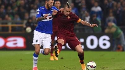 Soi kèo Sampdoria vs AS Roma, 02h45 ngày 25/01, VĐQG Italia