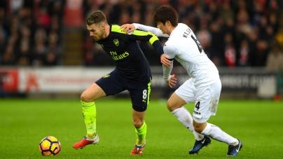 Soi kèo Swansea City vs Arsenal, 02h45 ngày 31/01, Ngoại Hạng Anh