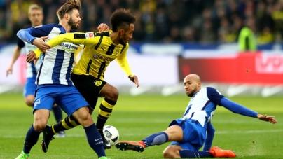 Soi kèo Hertha Berlin vs Borussia Dortmund, 20h30 ngày 20/01 VĐQG Đức