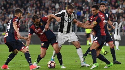 Soi kèo Juventus vs Genoa, 02h45 ngày 02h45, VĐQG Italia