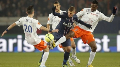 Soi kèo Paris Saint Germain vs Montpellier, 23h00 ngày 27/01, VĐQG Pháp