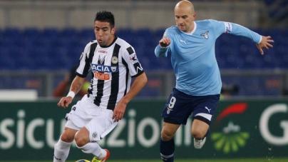 Soi kèo Lazio vs Udinese, 03h30 ngày 25/01, VĐQG Tây Ban Nha