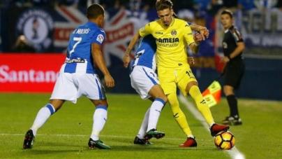 Soi kèo Villarreal vs Leganes,01h30 ngày 11/01, Cúp Nhà Vua Tây Ban Nha