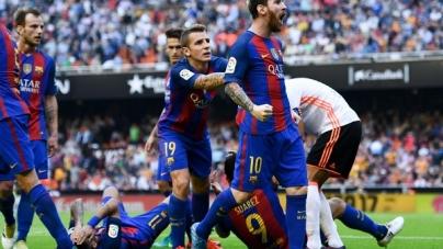Soi kèo Valencia vs Barcelona, 03h30 ngày 09/02, Cúp Nhà vua Tây Ban Nha