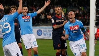 Soi kèo Cagliari vs Napoli, 02h45 ngày 27/02, VĐQG Italia