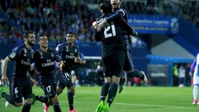 Soi kèo Leganes vs Real Madrid , 00h45 ngày 22/02, VĐQG Tây Ban Nha
