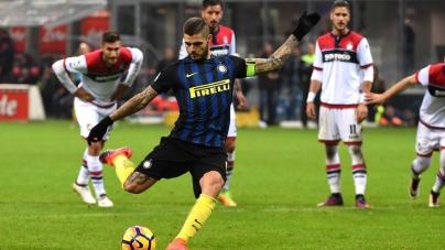 Soi kèo Inter Milan vs Crotone, 02h45 ngày 04/02, VĐQG Italia