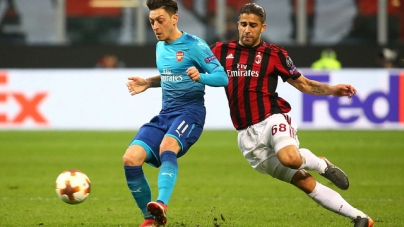 Soi kèo Arsenal vs AC Milan, 03h05 ngày 16/03, Europa League