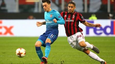 Soi kèo Arsenal vs AC Milan, 03h05 ngày 16/03, Europa League