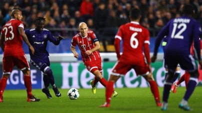 Soi kèo Besiktas vs Bayern Munich, 00h00 ngày 15/03, Champions League