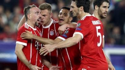 Soi kèo Bayern Munich vs Sevilla, 01h45 ngày 12/04, Champions League